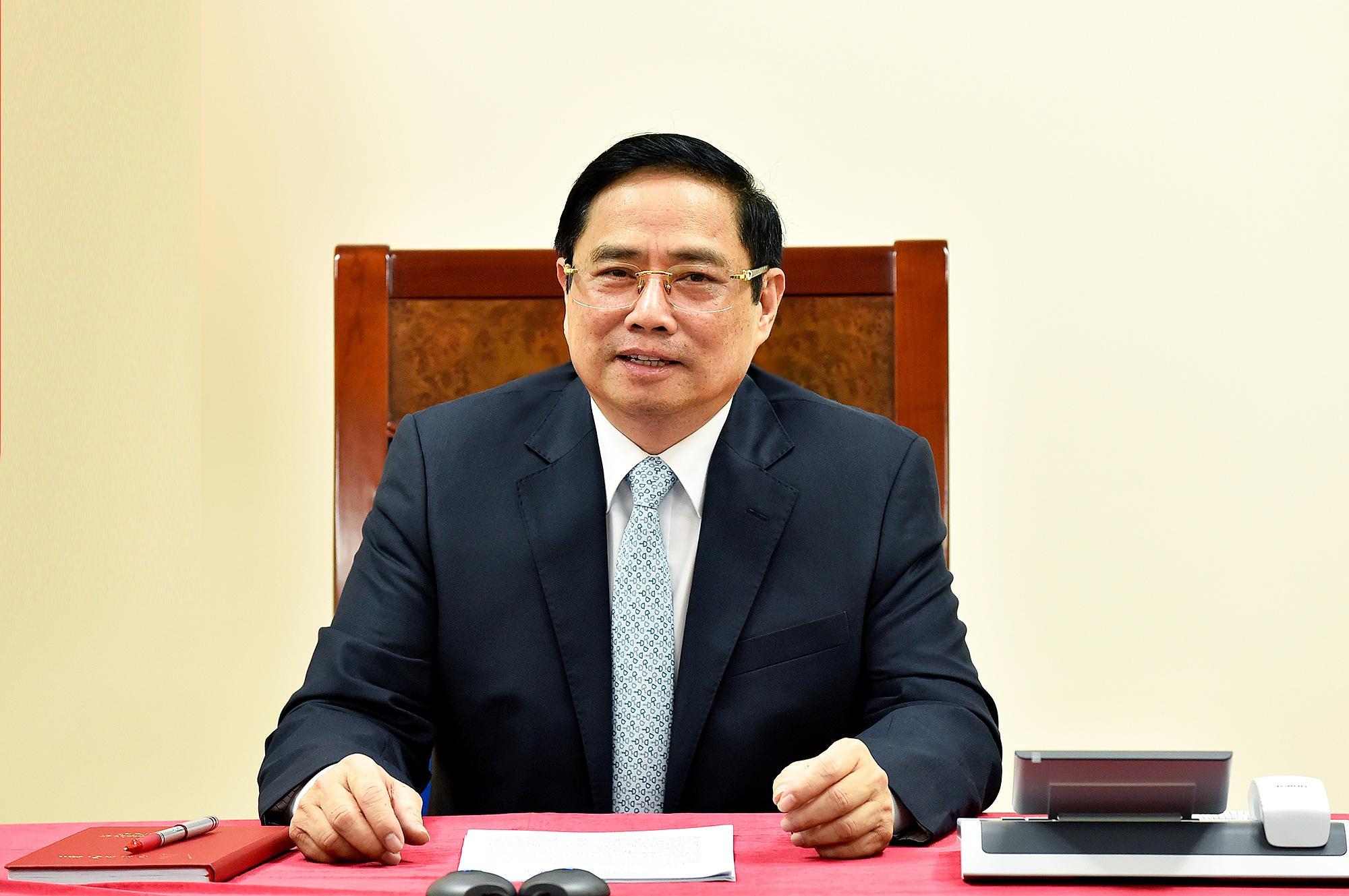 Thủ tướng Pháp khẳng định hỗ trợ Việt Nam trong chiến lược cung cấp vaccine Ảnh 1