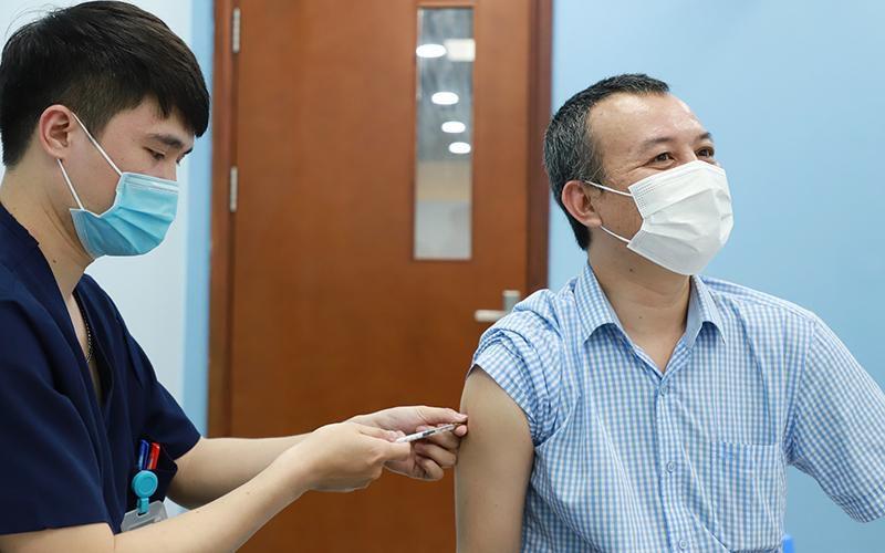 Quỹ Vaccine đã tiếp nhận 5.080 tỷ đồng Ảnh 1