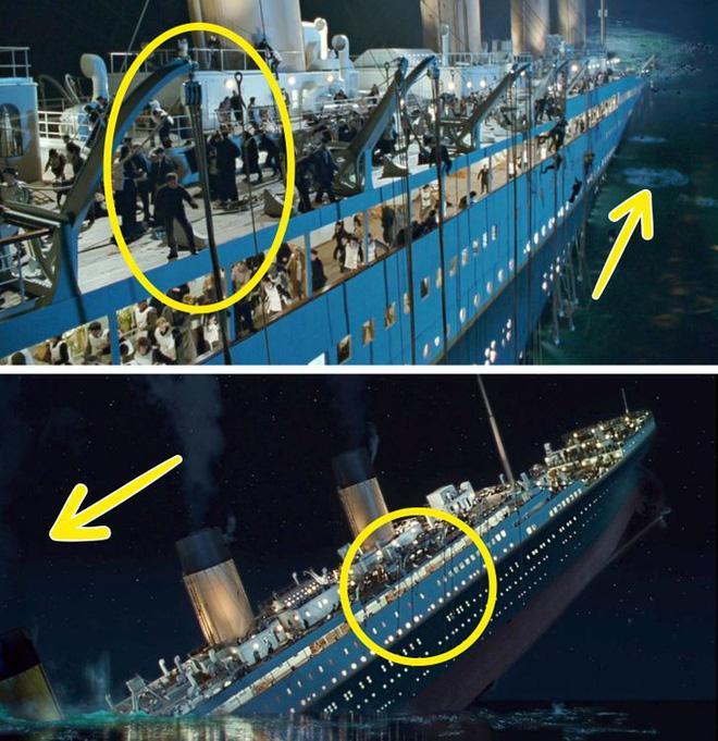7 lỗi sai của Titanic từ siêu nhỏ cho tới 'chống lại' cả vật lý, nhìn mà tưởng ma ám cả con tàu! Ảnh 6