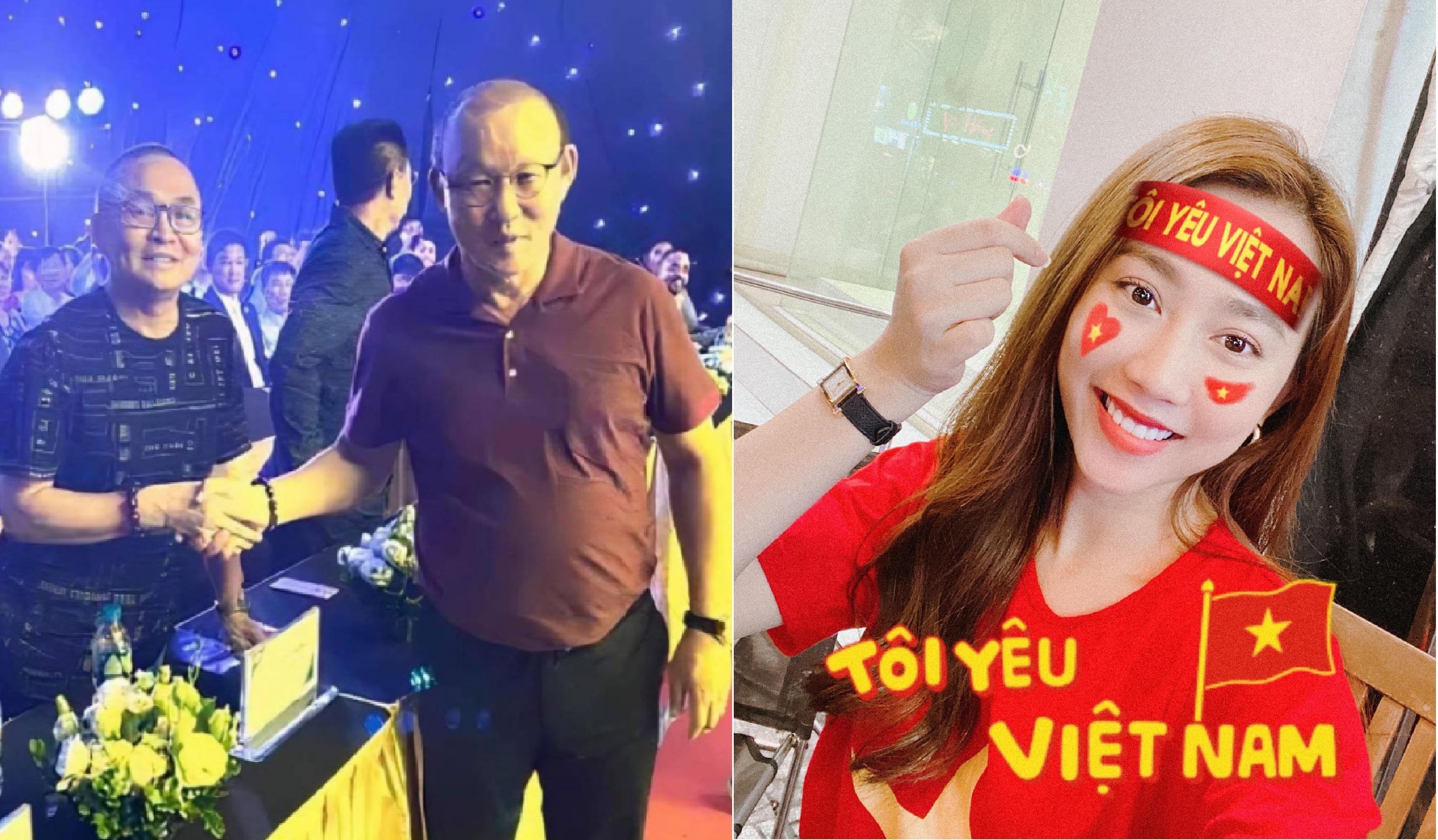 Trước trận Việt Nam-UAE, Xuân Hinh gửi lời tới thầy Park, bạn gái cũ Tiến Linh đoán tỉ số Ảnh 1