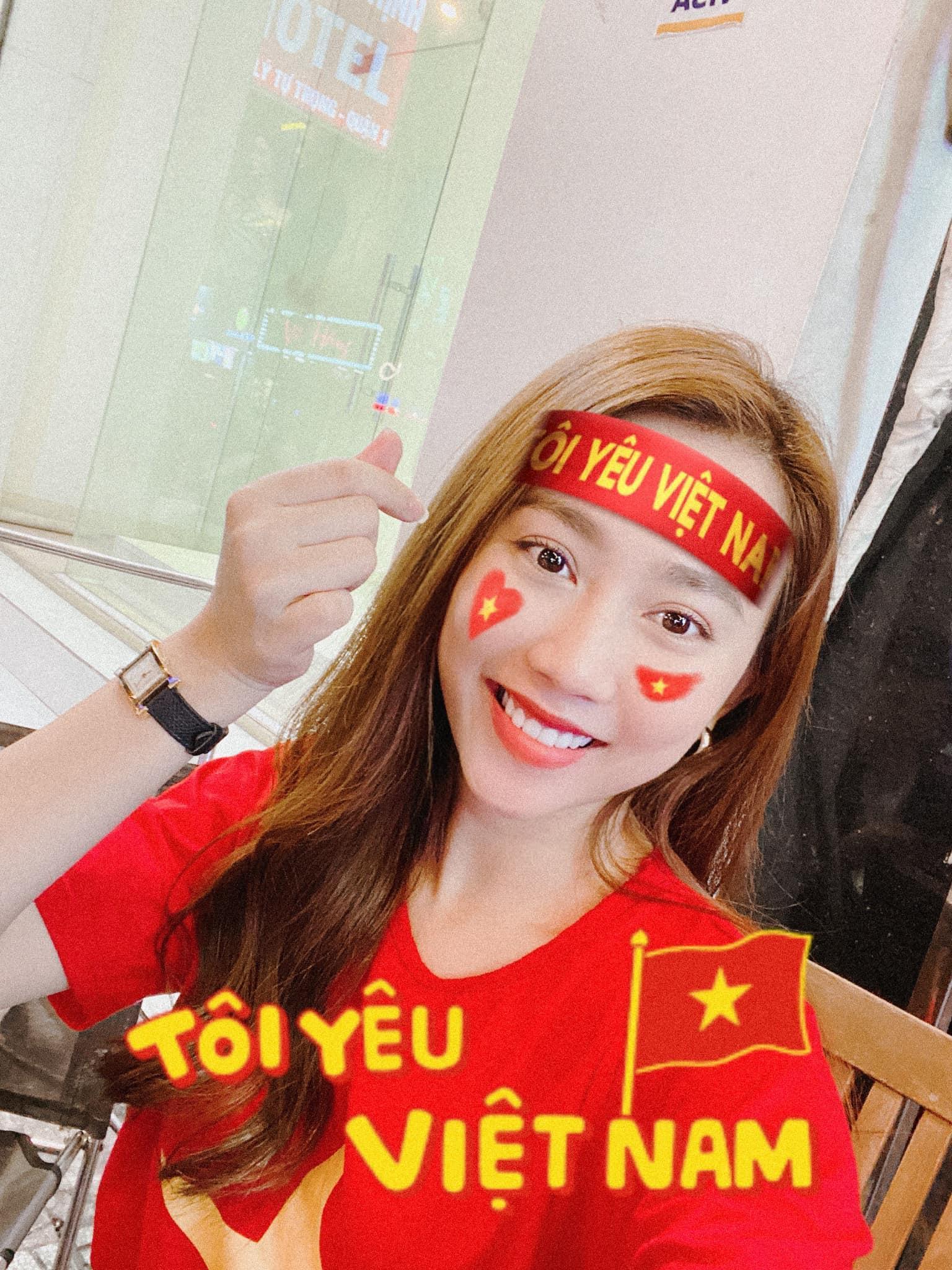 Trước trận Việt Nam-UAE, Xuân Hinh gửi lời tới thầy Park, bạn gái cũ Tiến Linh đoán tỉ số Ảnh 5
