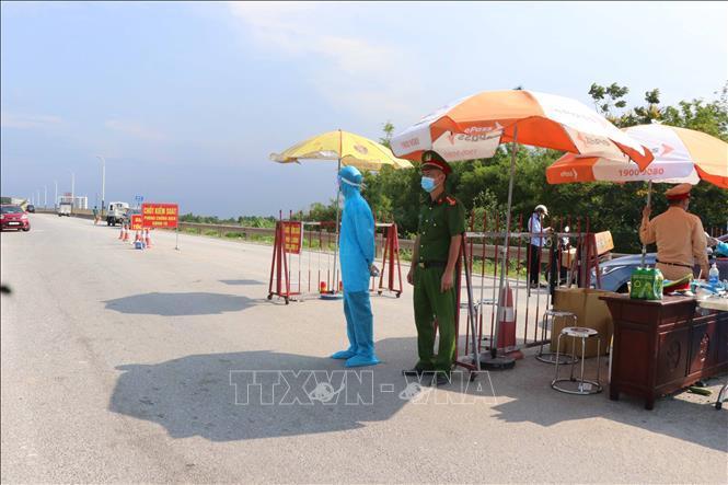 Nới lỏng giãn cách xã hội tại một số địa bàn của tỉnh Bắc Ninh Ảnh 1