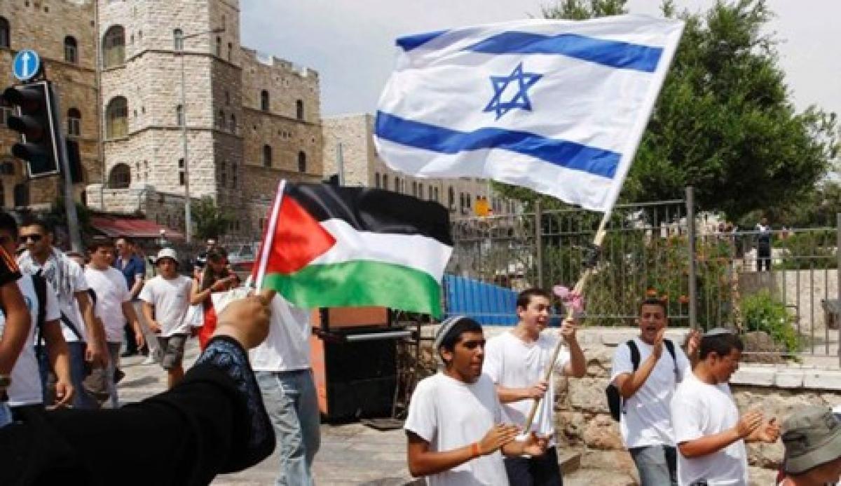 Hai cuộc biểu tình lớn có nguy cơ thổi bùng bạo lực giữa Palestine và Israel Ảnh 1