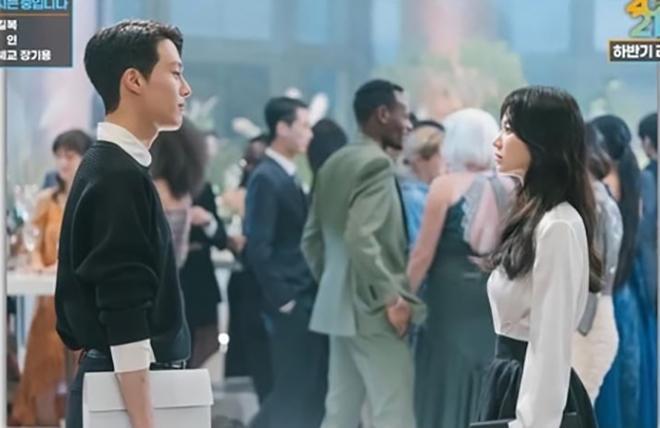 Lộ diện người tình màn ảnh mới của Song Hye Kyo: Khó tin cách biệt 11 tuổi Ảnh 1