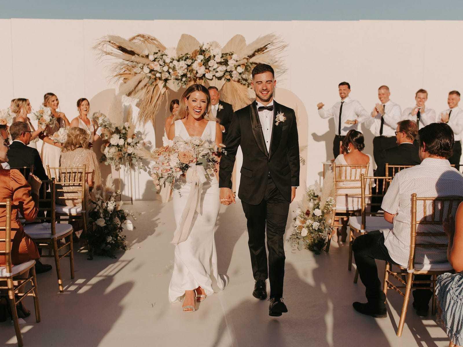 Mùa cưới rộn ràng trở lại tại Mỹ Ảnh 1