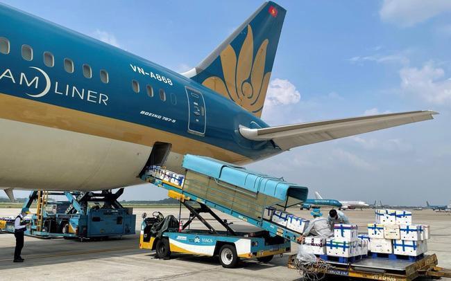 Đề nghị hàng không giảm giá cước vận chuyển vải thiều Bắc Giang Ảnh 1
