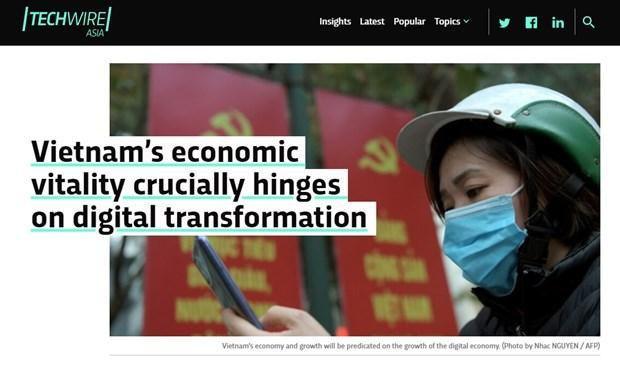 Tăng trưởng kinh tế số Việt Nam đem lại nhiều cơ hội cho nhà đầu tư Ảnh 1