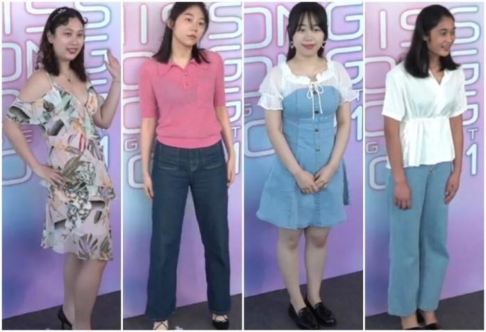'Phát hoảng' với dàn thí sinh Hoa hậu Hồng Kông: Già nua, ăn mặc phản cảm Ảnh 1