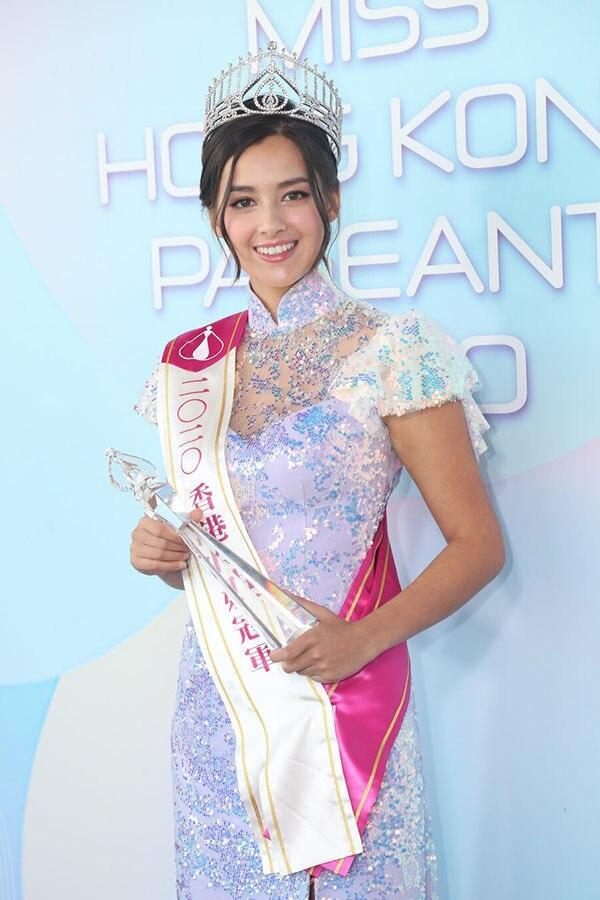 'Phát hoảng' với dàn thí sinh Hoa hậu Hồng Kông: Già nua, ăn mặc phản cảm Ảnh 9