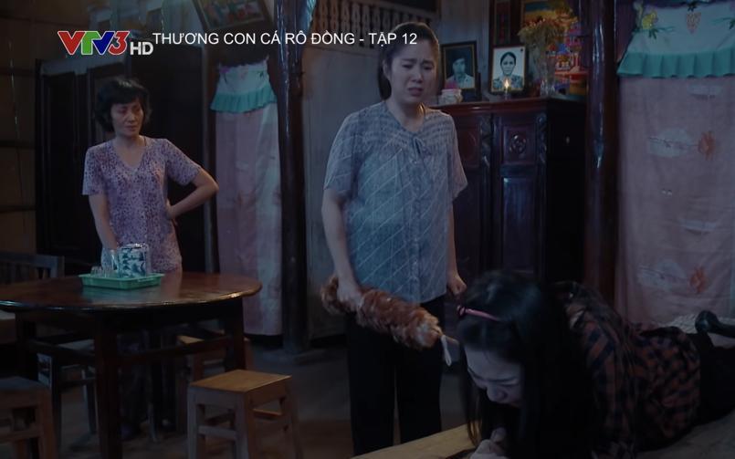 Bi kịch nối tiếp bi kịch trong phim 'Thương con cá rô đồng' Ảnh 1