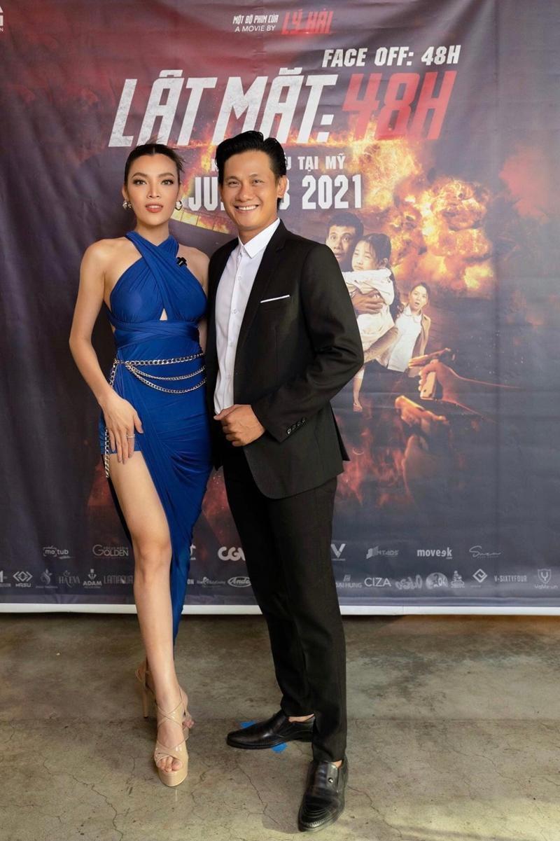 Người đẹp chuyển giới Trân Đài được khen hết lời khi 'cosplay' Song Hye Kyo Ảnh 2