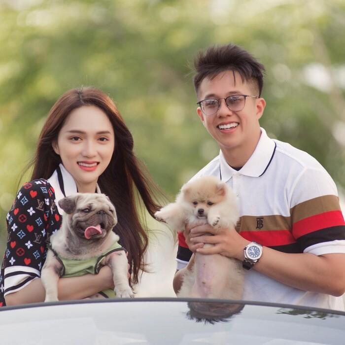 Matt Liu có hành động 'tách rời Hương Giang', dân mạng không ngớt 'lời chê' và âm thầm 'bỏ theo dõi' Ảnh 1