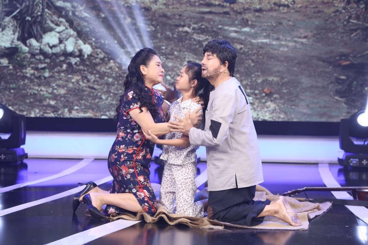NSƯT Phượng Hằng – nghệ sĩ Châu Thanh kể về cái duyên với kỹ thuật vọng cổ hơi dài Ảnh 2