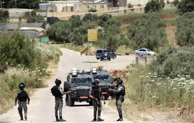 Tái bùng phát đụng độ tại Jerusalem và Bờ Tây, nhiều người bị thương Ảnh 1
