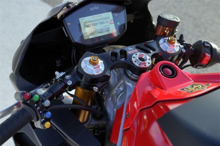 Ngắm Aprilia RS660 phiên bản đường đua, giá 411 triệu đồng Ảnh 2