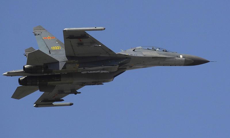 Trung Quốc ồ ạt xây dựng căn cứ không quân tại khu vực biên giới Ảnh 1