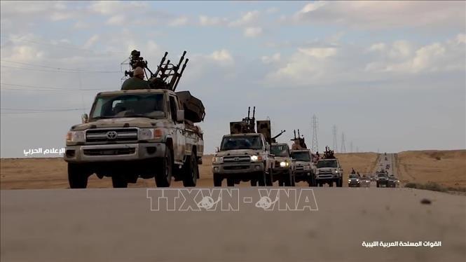 Libya: Các lực lượng trung thành với Tướng Haftar đóng cửa biên giới với Algeria Ảnh 1