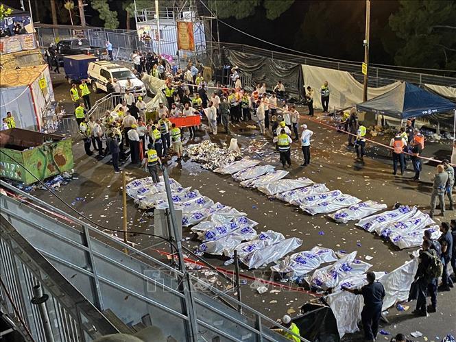 Israel chính thức mở cuộc điều tra về thảm họa giẫm đạp ở núi Meron Ảnh 1