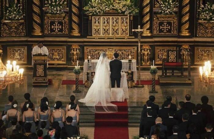 Ảnh cưới chưa từng được công bố trước đây được chồng Hà Tăng chia sẻ trong 'Ngày của Cha' Ảnh 3