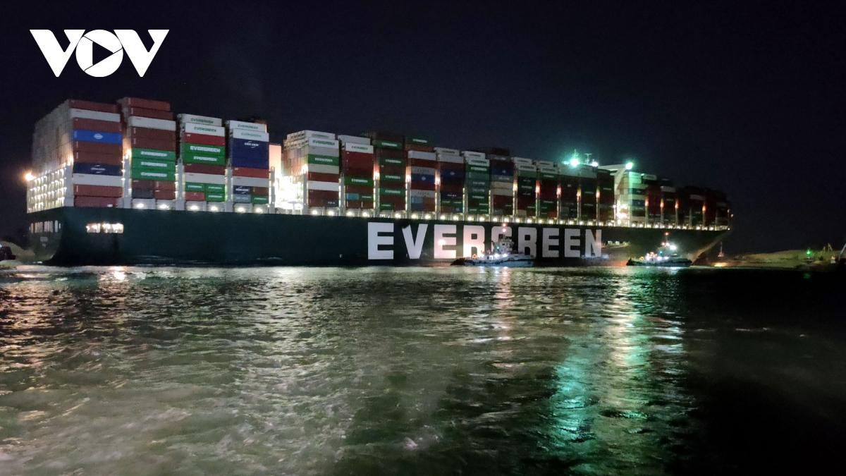 Ai Cập hoãn phiên điều trần xem xét vụ bắt giữ tàu Ever Given Ảnh 1
