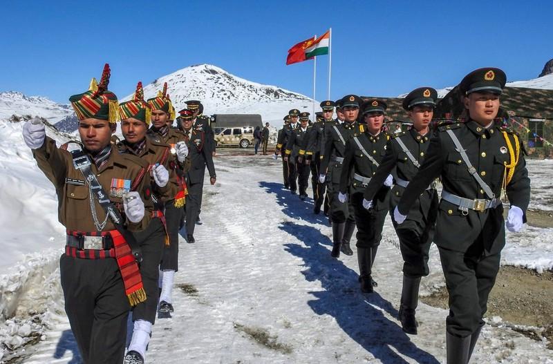 Thấy được gì từ lễ tưởng niệm binh sĩ hy sinh do xung đột biên giới Trung-Ấn? Ảnh 1