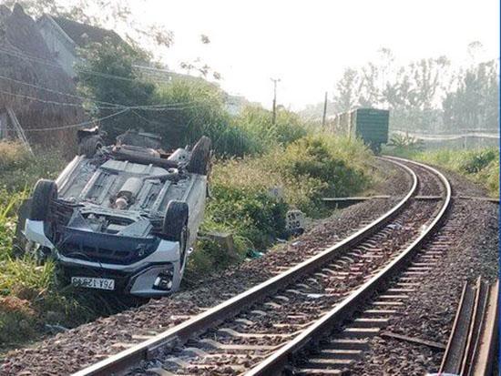 Khởi tố nhân viên đường sắt thiếu trách nhiệm gây tai nạn Ảnh 1
