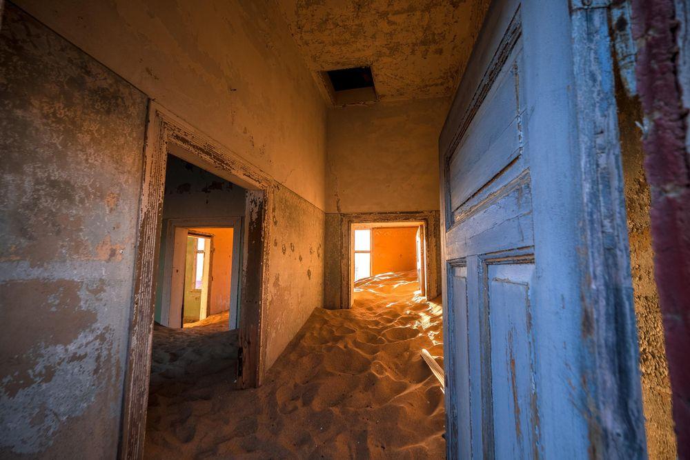 Namibia - đến thăm thung lũng chết, thành phố ma và điều không tưởng - Zing  - Tri thức trực tuyến