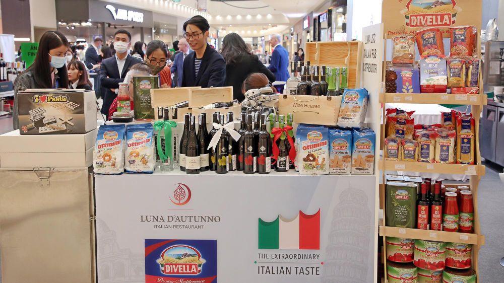Đại sứ Antonio Alessandro: Hàng nông sản Việt Nam rất được ưa chuộng tại Italia