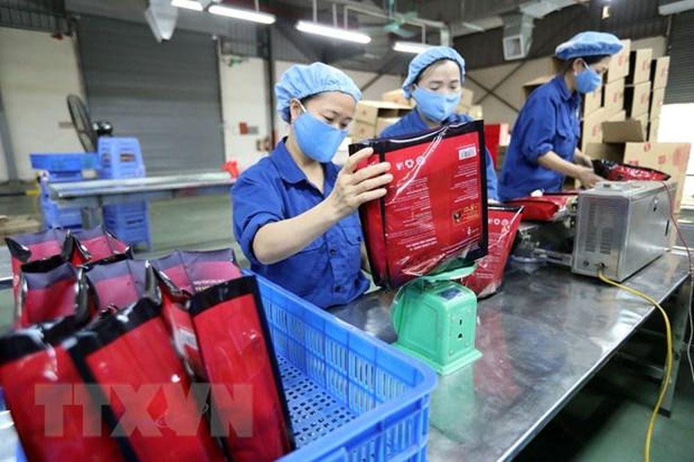Càphê là một trong những mặt hàng xuất khẩu của Việt Nam sang Israel tăng mạnh trong năm 2020.
