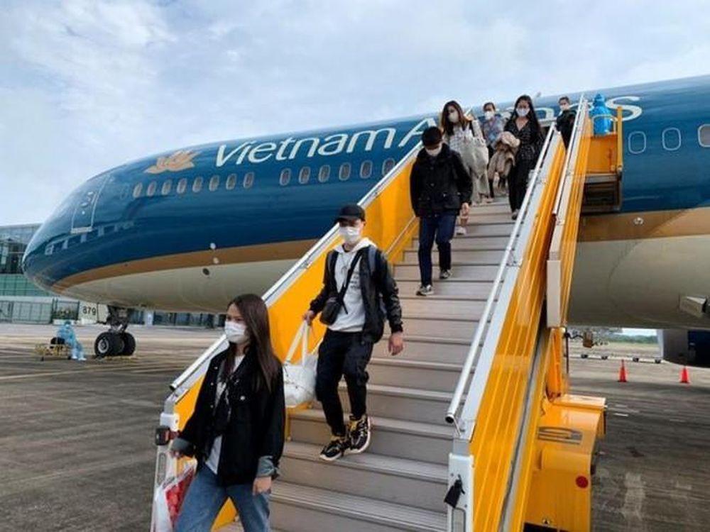 Hàng không nối lại 4 đường bay quốc tế