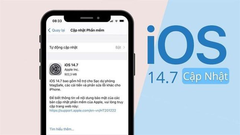 Apple cấp tốc phát hành iOS 14.7: Sửa lỗi Wi-Fi, cải tiến một số tính năng quan trọng