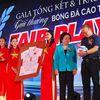 Khi được nhận danh hiệu Vinh danh Fair Play, HLV Park Hang-seo từng chia sẻ về những điểm chung và riêng của giải Fair Play tại Hàn Quốc và Việt Nam.