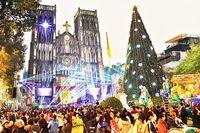 Náo nức chào đón mùa Giáng sinh an lành