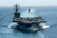 Mỹ tăng cường hoạt động quân sự ở vùng Vịnh: Lời cảnh báo sắc lạnh tới Iran?