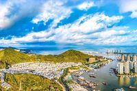 Biển Đông: Lo ngại quanh hầm vượt biển nối Hải Nam và Bắc Kinh