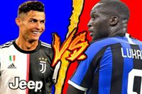 Huyền thoại Juventus chê Ronaldo kém Lukaku
