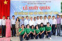 30 học sinh đạt giải tại Kỳ thi chọn học sinh giỏi THPT cấp Quốc gia