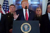 Ông Trump và nhiều quan chức Mỹ vào 'tầm ngắm' của Iran