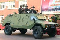 Bộ Tư lệnh Cảnh vệ ra quân bảo vệ Đại hội Đảng XIII