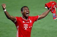 Real Madrid đạt xong thỏa thuận với ngôi sao của Bayern Munich