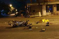 Vượt đèn đỏ gây tai nạn, 5 người thương vong