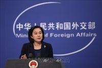 Trung Quốc nhấn mạnh mối quan hệ chiến lược với Nga
