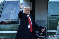 Ông Trump phát biểu lần cuối trong cương vị tổng thống