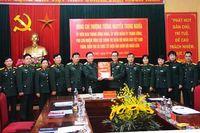 Thượng tướng Nguyễn Trọng Nghĩa thăm, kiểm tra và chúc Tết các cơ quan, đơn vị Tổng cục Chính trị