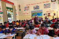 Lào Cai: Học sinh nghỉ Tết Nguyên đán 15 ngày