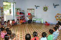 Đầu tư cơ sở vật chất cho giáo dục từ ngân sách địa phương