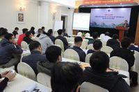 GS.TS Nguyễn Gia Bình là Chủ tịch Hội đồng chuyên môn tư vấn, hỗ trợ các tổ trực y tế chăm sóc sức khỏe đại biểu dự Đại hội XIII của Đảng
