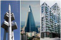 Kỳ quái những tòa nhà xấu xí... bị chỉ trích nhiều nhất thế giới