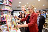 Đại sứ Thụy Điển muốn hợp tác với Việt Nam trong lĩnh vực xuất bản