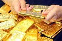 Giá vàng sát mốc 57 triệu đồng/lượng